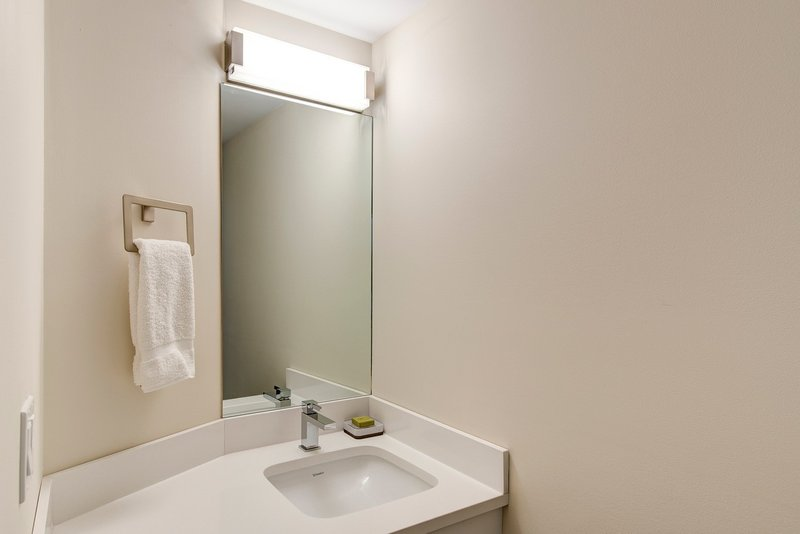 Juniper Hotel & Bistro-3 Bedroom Suite Powder Bathroom X<br/>Image from Leonardo