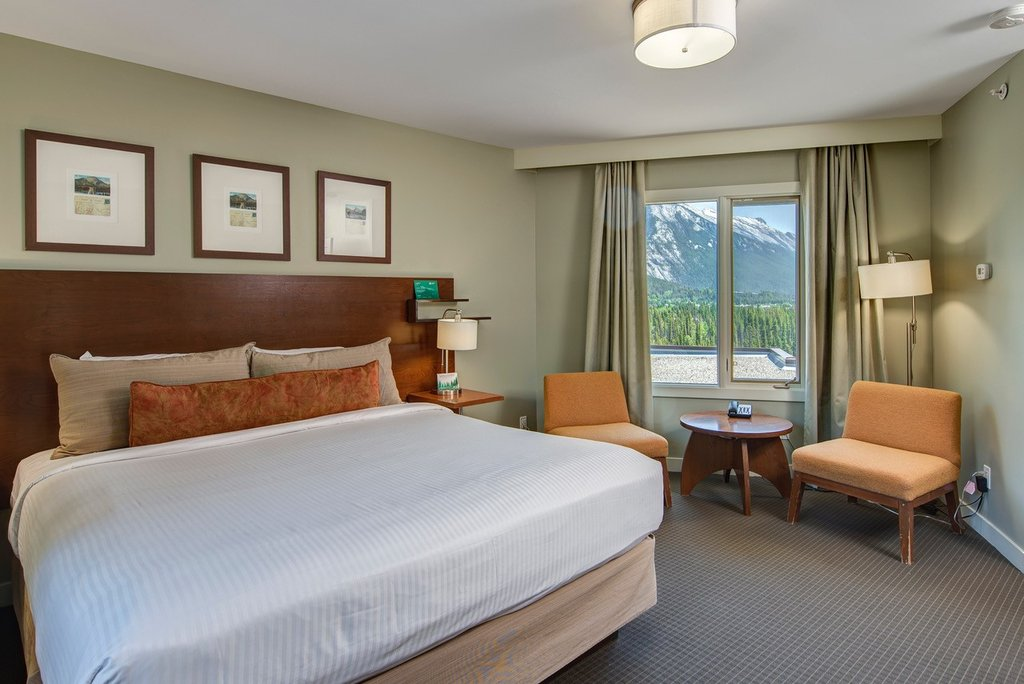 Juniper Hotel & Bistro-3 Bedroom Suite King Bedroom<br/>Image from Leonardo