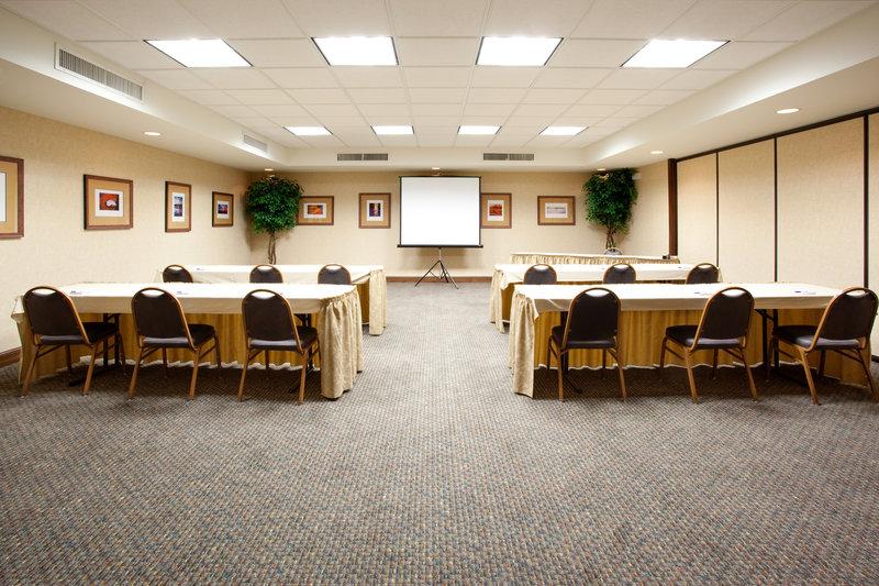 Holiday Inn Express & Suites Salt Lake City - Airport East-Meeting Room<br/>Image from Leonardo