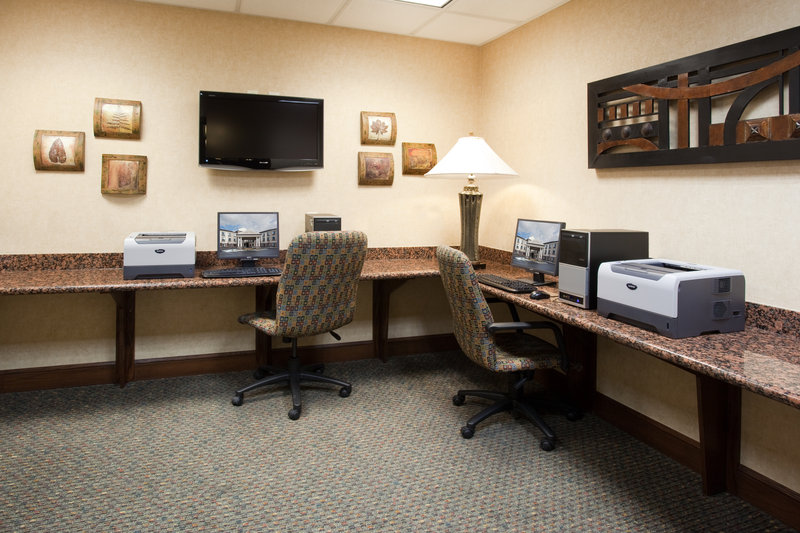 Holiday Inn Express & Suites Salt Lake City - Airport East-Business Center<br/>Image from Leonardo