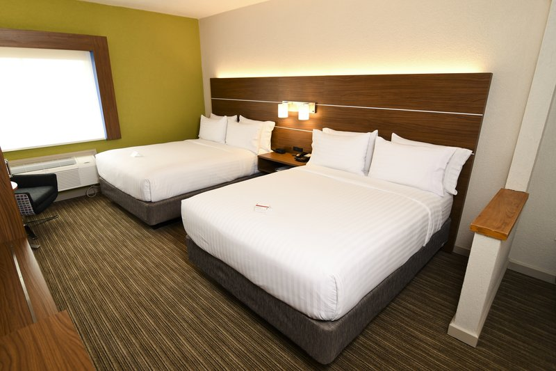 Holiday Inn Express & Suites Port Clinton - Catawba Island-One Room Suite Two Queen Beds with Sleeper Sofa<br/>Image from Leonardo