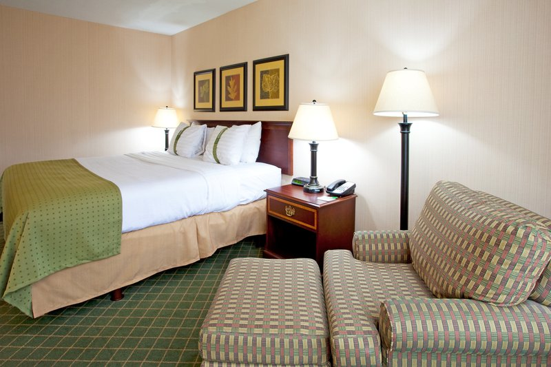 Holiday Inn Buffalo International Airport-King Bed Guest Room<br/>Image from Leonardo