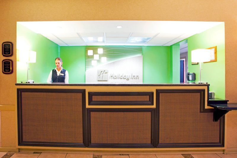 Holiday Inn Buffalo International Airport-Courteous service awaits you at the Holiday Inn.<br/>Image from Leonardo