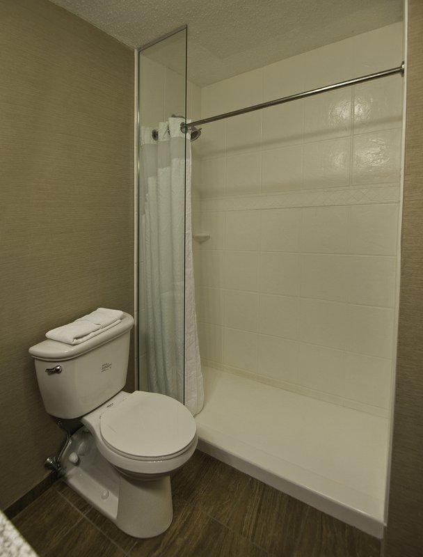 Holiday Inn Buffalo International Airport-Guest Bathroom<br/>Image from Leonardo