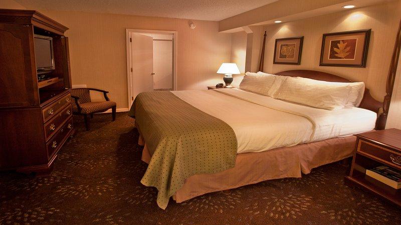Holiday Inn Buffalo International Airport-Suite<br/>Image from Leonardo
