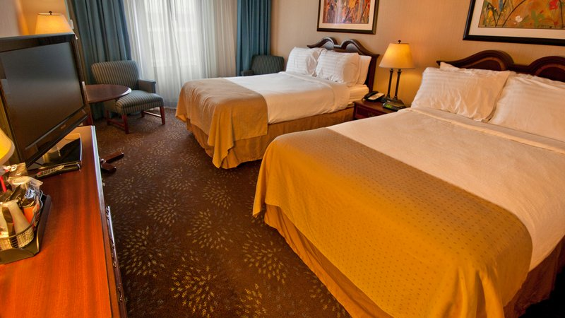Holiday Inn Buffalo International Airport-Double Bed Guest Room<br/>Image from Leonardo
