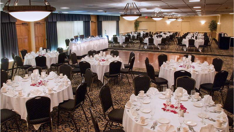 Holiday Inn Buffalo International Airport-Small business meetings to corporate events.<br/>Image from Leonardo