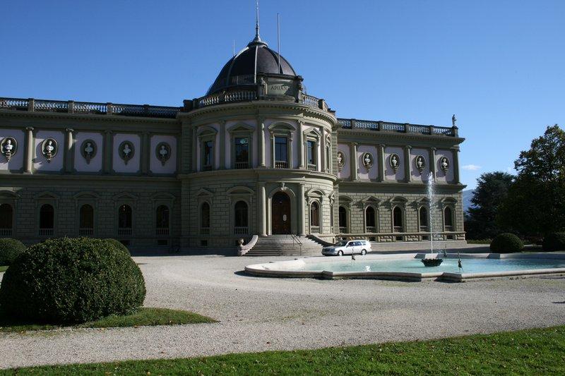 Crowne Plaza Geneva-Ariana Museum<br/>Image from Leonardo