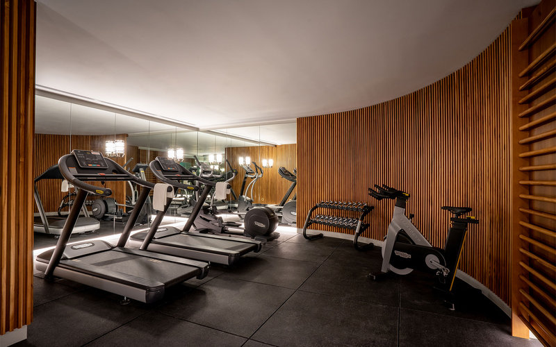 Maison Albar Le Monumental Palace-Fitness Room<br/>Image from Leonardo