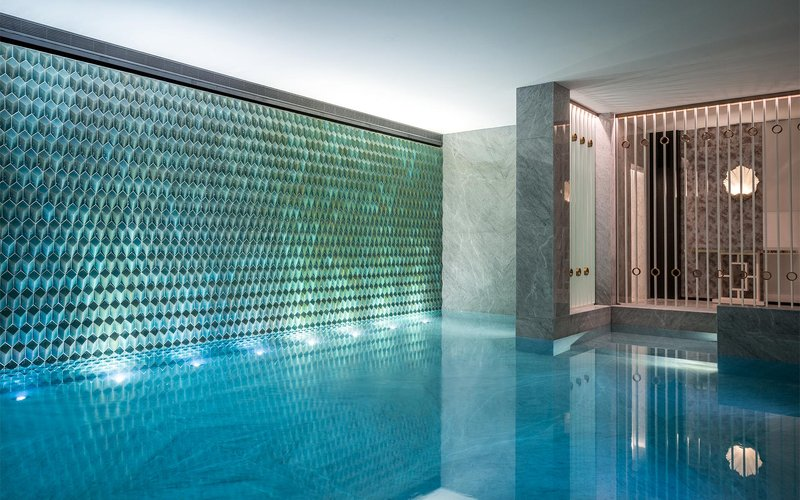 Maison Albar Le Monumental Palace-Spa Swimming Pool<br/>Image from Leonardo