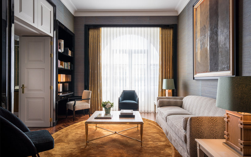 Maison Albar Le Monumental Palace-Suite Monumentale Living Room<br/>Image from Leonardo