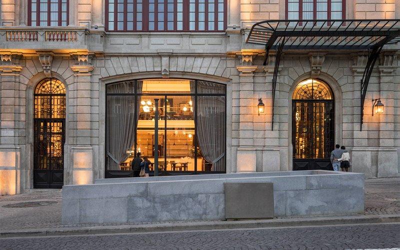 Maison Albar Le Monumental Palace-Front<br/>Image from Leonardo