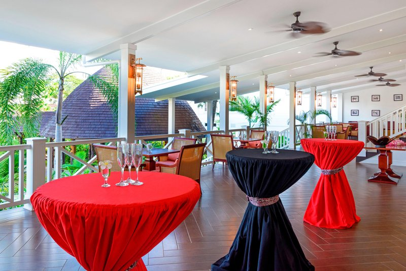 Sheraton Samoa Aggie Grey's Hotel & Bungalows-Cocktail Function Setup<br/>Image from Leonardo