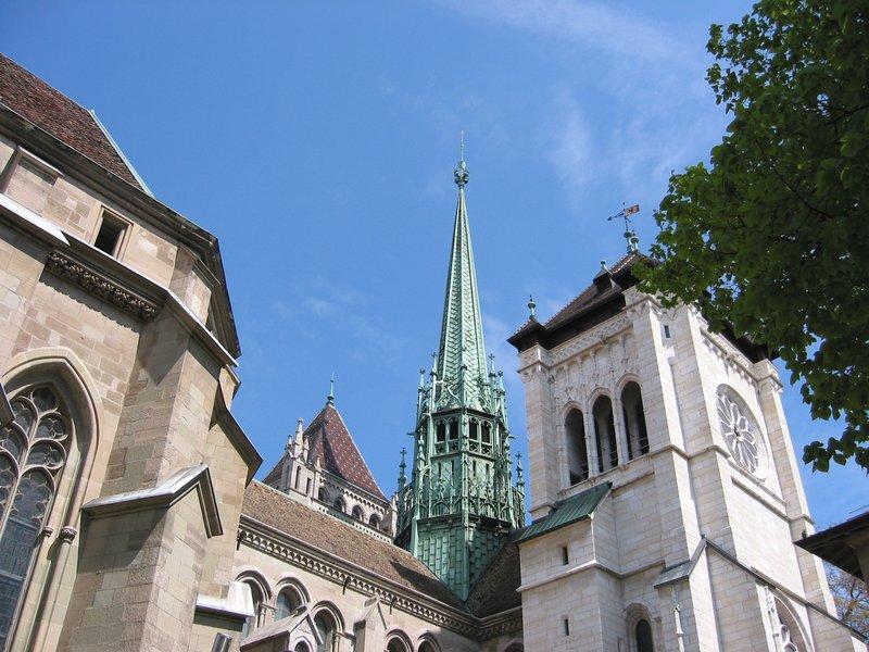 Crowne Plaza Geneva-Saint Peters Cathedral<br/>Image from Leonardo