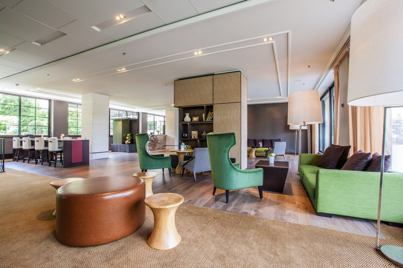 Crowne Plaza Geneva-Hotel Lobby and Lounge<br/>Image from Leonardo