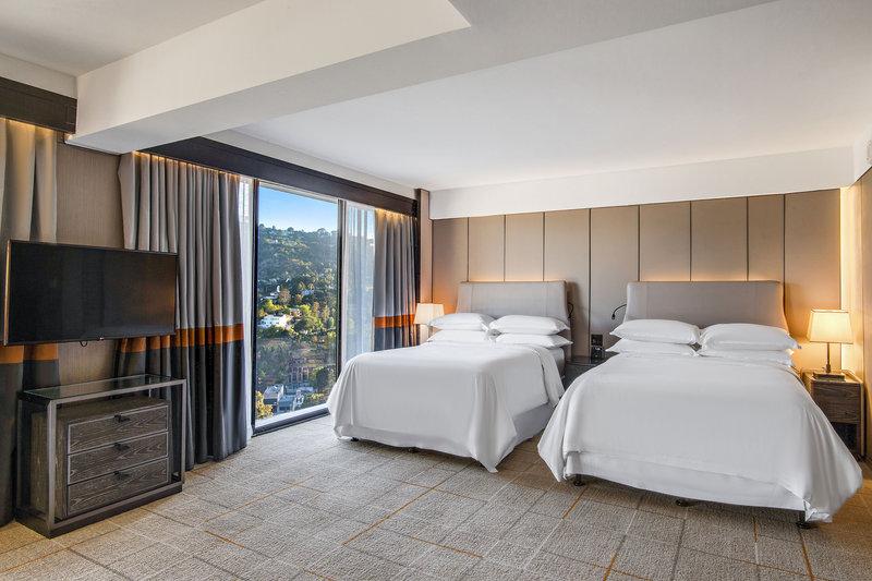 Sheraton Universal Hotel-Double/Double Executive Suite<br/>Image from Leonardo