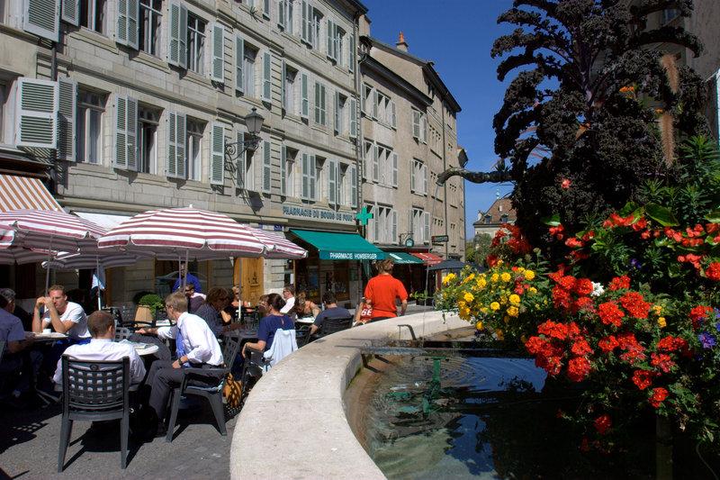 Crowne Plaza Geneva-Old city of Geneva<br/>Image from Leonardo