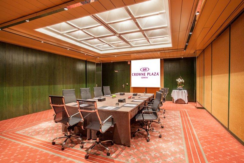 Crowne Plaza Geneva-Board Room<br/>Image from Leonardo