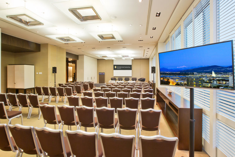 InterContinental Geneve-Benelux - The perfect place for your next meeting<br/>Image from Leonardo