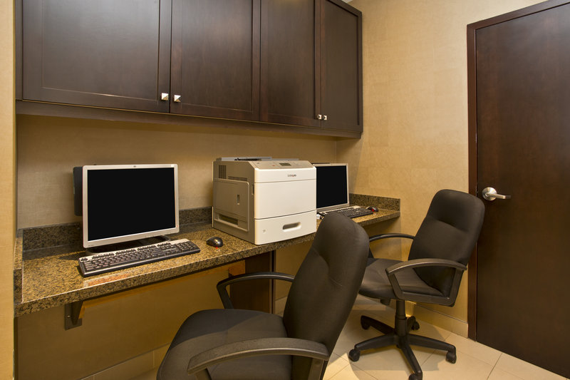 Holiday Inn Express & Suites Kingston-Print documents or check email in our Business Center<br/>Image from Leonardo