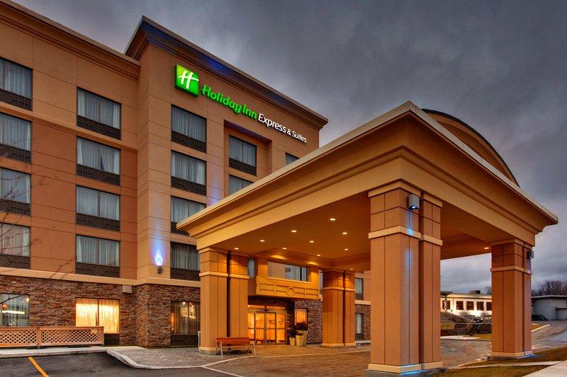 Holiday Inn Express & Suites Kingston-Hotel Exterior<br/>Image from Leonardo