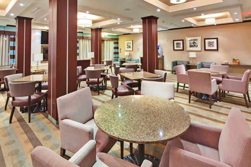 Holiday Inn Express & Suites Kingston-Breakfast Area<br/>Image from Leonardo