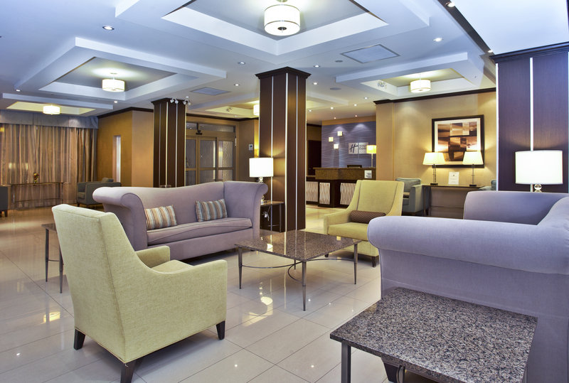 Holiday Inn Express & Suites Kingston-Relax in our comfortable Hotel Lobby<br/>Image from Leonardo