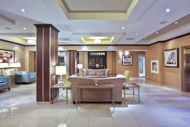 Holiday Inn Express & Suites Kingston-Hotel Lobby<br/>Image from Leonardo