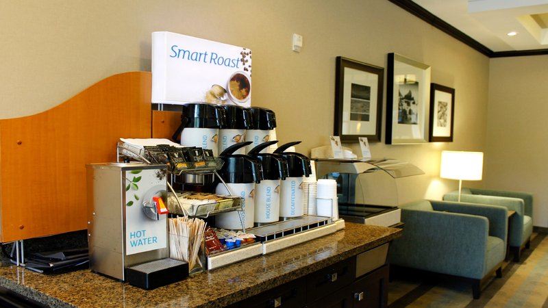 Holiday Inn Express & Suites Kingston-Coffee and Tea Station<br/>Image from Leonardo