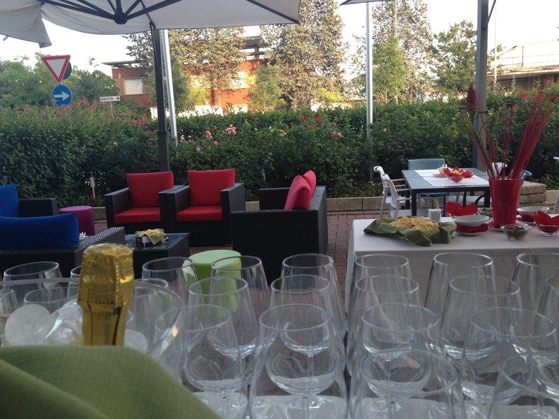 Crowne Plaza Verona Fiera-Bar and Lounge<br/>Image from Leonardo