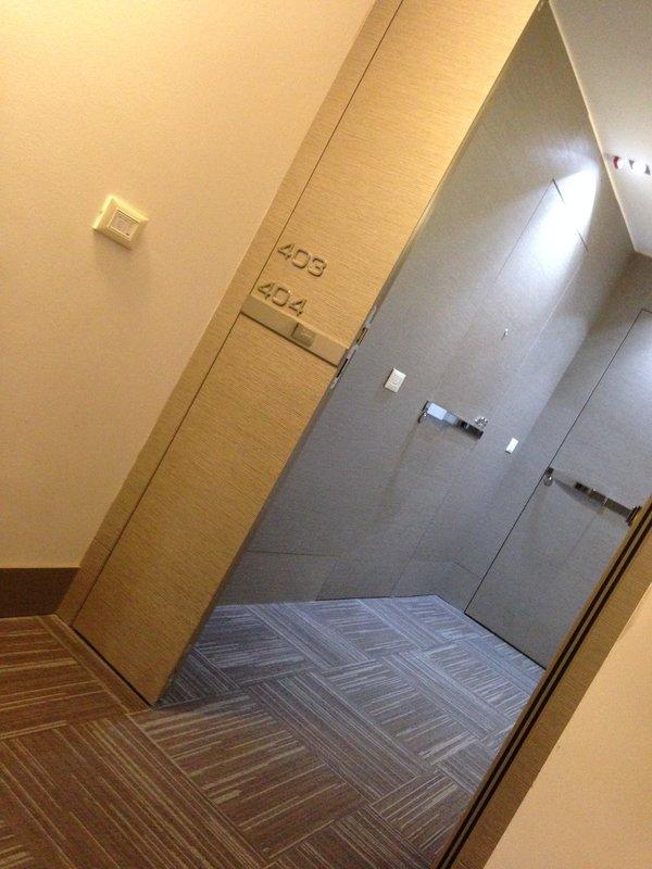 Crowne Plaza Verona Fiera-Adjoining Room<br/>Image from Leonardo