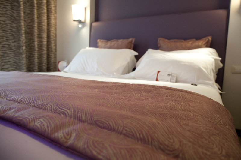 Crowne Plaza Verona Fiera-Double Bed Guest Room<br/>Image from Leonardo