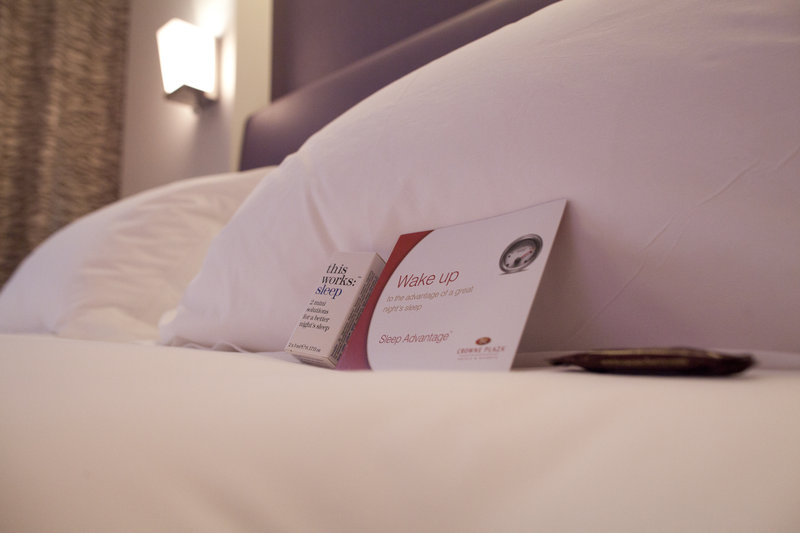 Crowne Plaza Verona Fiera-Room Feature<br/>Image from Leonardo