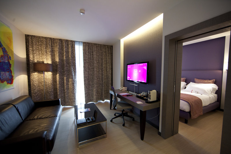 Crowne Plaza Verona Fiera-Suite<br/>Image from Leonardo