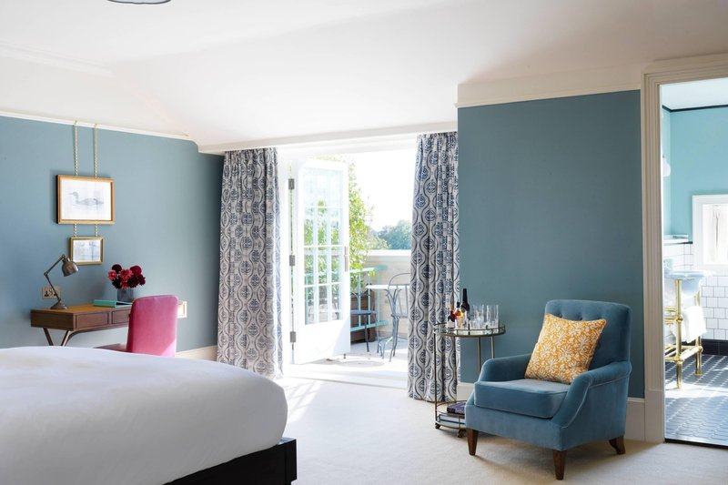University Arms Hotel, Autograph Collection-Terrace Suite with Balcony<br/>Image from Leonardo
