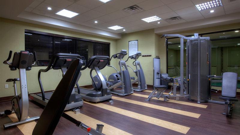 Staybridge Suites Hamilton - Downtown-24-hour Fitness Center<br/>Image from Leonardo