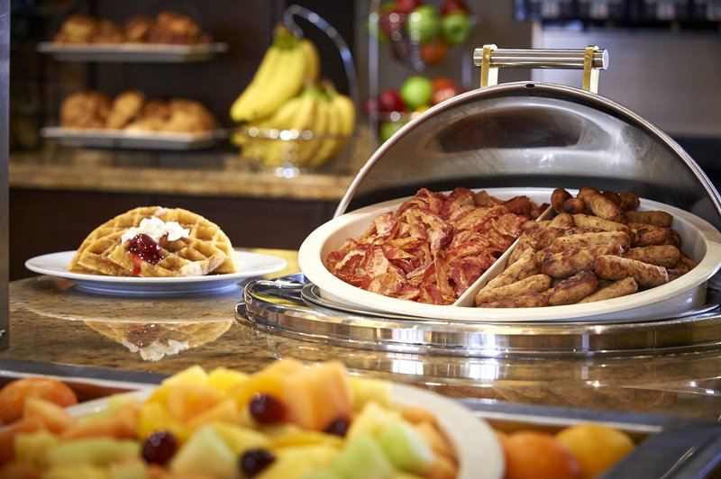 Staybridge Suites Hamilton - Downtown-Breakfast Bar<br/>Image from Leonardo