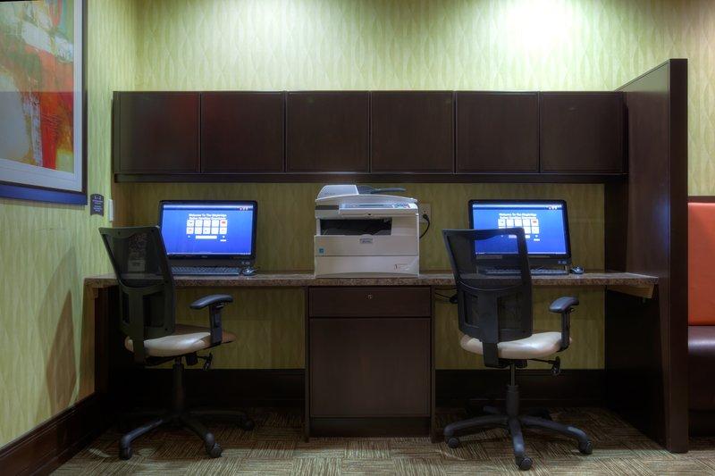 Staybridge Suites Hamilton - Downtown-Business Center<br/>Image from Leonardo