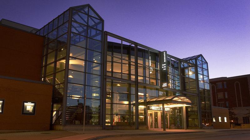 Staybridge Suites Hamilton - Downtown-Theatre Aquaris, Dofasco Centre for Performing Arts<br/>Image from Leonardo