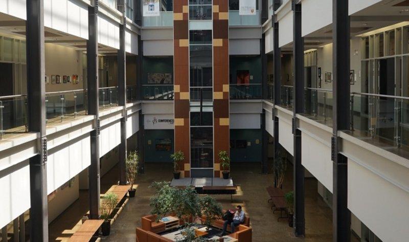 Staybridge Suites Hamilton - Downtown-McMaster Innovation Park, 105-175 Longwood Rd. S<br/>Image from Leonardo