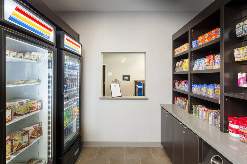 Holiday Inn Express & Suites Oklahoma City Downtown-Snacks to keep your day going!<br/>Image from Leonardo