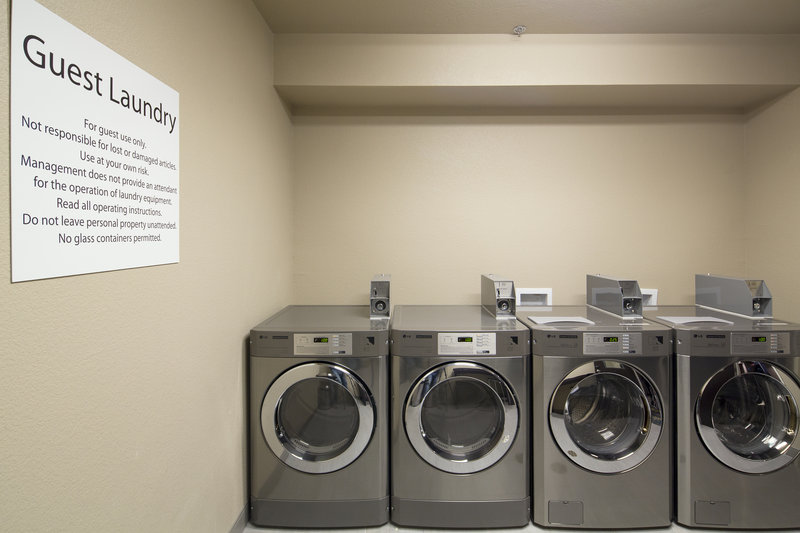 Holiday Inn Express & Suites Oklahoma City Downtown-Laundry Facility<br/>Image from Leonardo