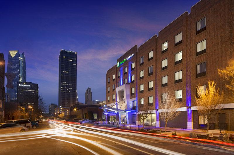 Holiday Inn Express & Suites Oklahoma City Downtown-Bricktown and Downtown Oklahoma City<br/>Image from Leonardo