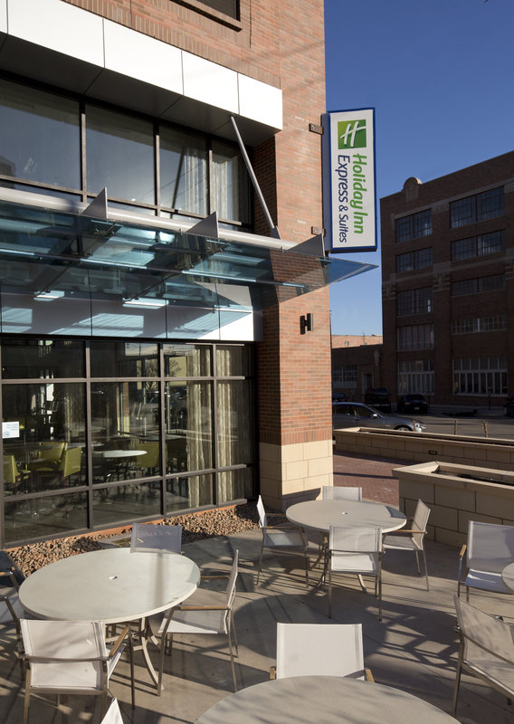 Holiday Inn Express & Suites Oklahoma City Downtown-Exterior Feature<br/>Image from Leonardo