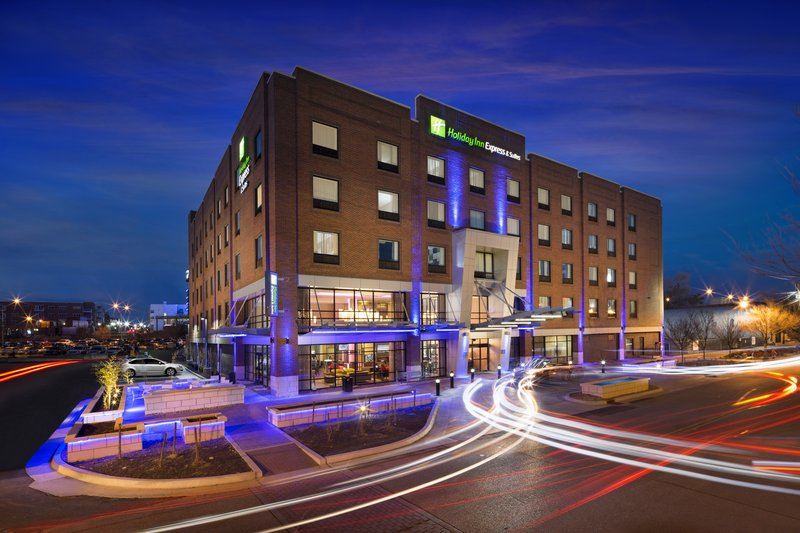 Holiday Inn Express & Suites Oklahoma City Downtown-Thunder up at our Bricktown Oklahoma City hotel!<br/>Image from Leonardo