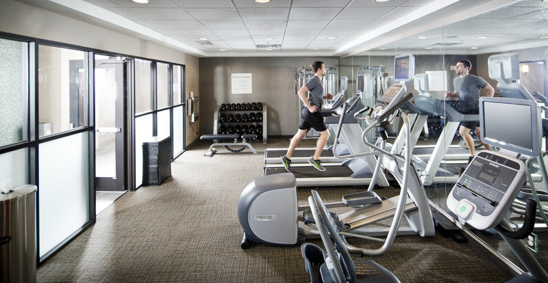 Holiday Inn Express & Suites Oklahoma City Downtown-Stay fit while traveling on business or pleasure!<br/>Image from Leonardo