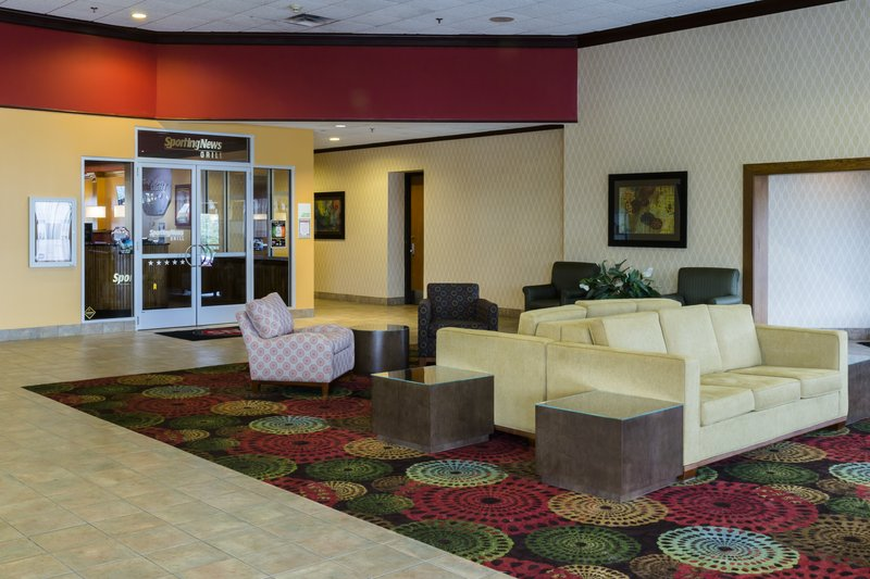 Holiday Inn Big Rapids-Pre-function Area<br/>Image from Leonardo