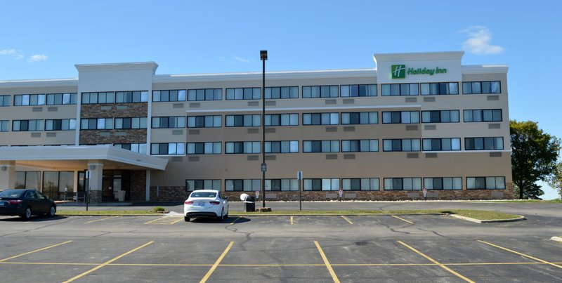 Holiday Inn Big Rapids-Hotel Exterior<br/>Image from Leonardo