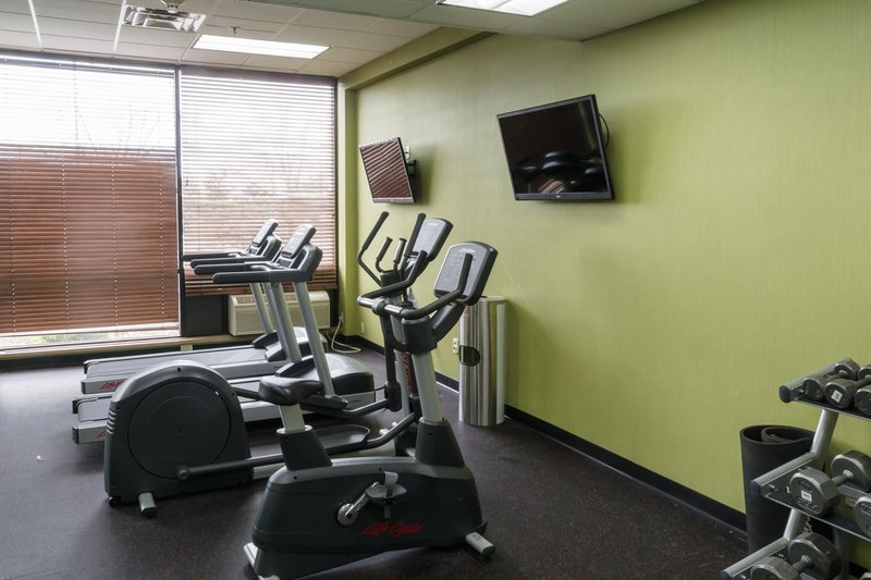 Holiday Inn Big Rapids-Fitness Center<br/>Image from Leonardo