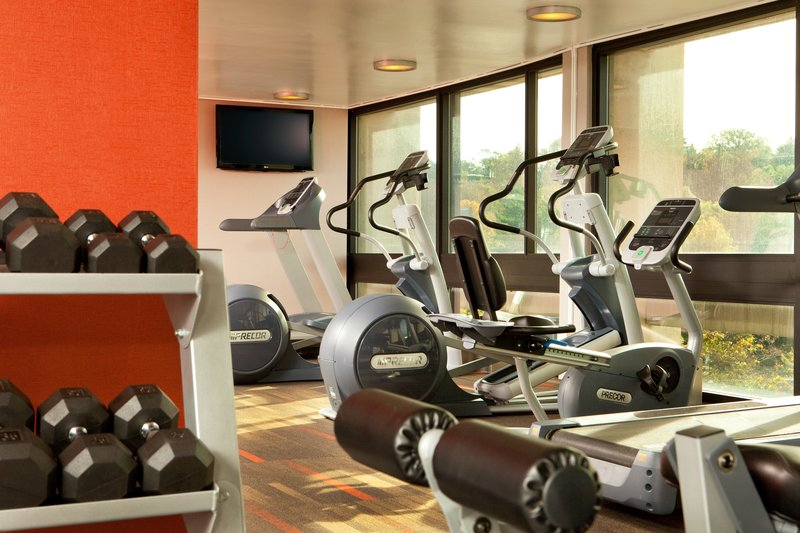 Crowne Plaza Boston - Newton-Fitness Center<br/>Image from Leonardo